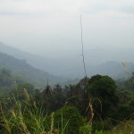 View from Njilap