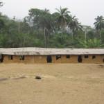 Menji's old classrooms (2007