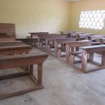 Ndumbin new classrooms (2011)