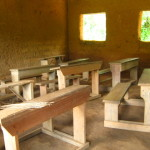 Nsoko's old classrooms (2011)