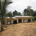 Tchougui's new classrooms (2011)