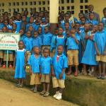 Efong students (2014)