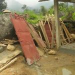 Njenawung classroom construction (2014)