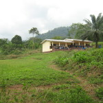 Nsoko's soccer field and new classrooms (2014)