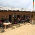 Njilap's old classrooms (2013)